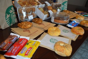 PSB baked goods