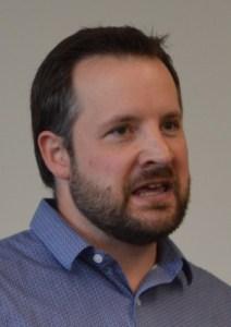 SEIU Local 503 executive director Brian Rudiger