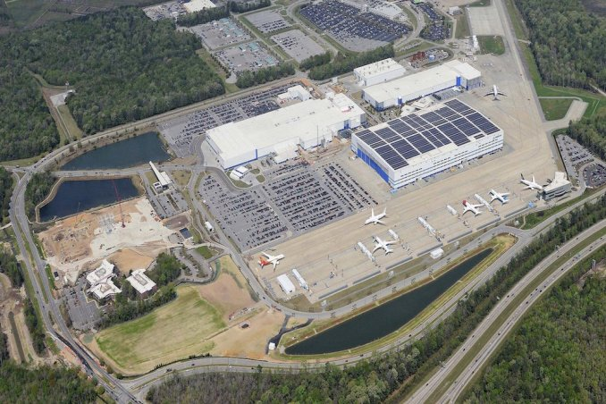 Boeing South Carolina votes to stay nonunion | nwLaborPress