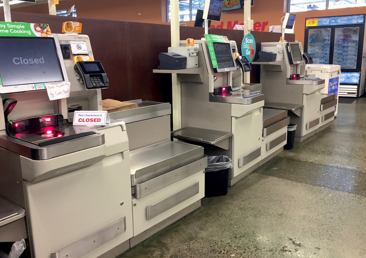 Initiative to limit self-checkout grocery stations moves forward |  nwLaborPress