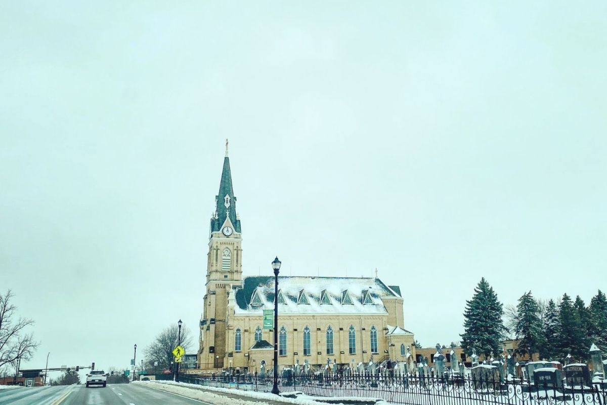 Church in St Michael MN