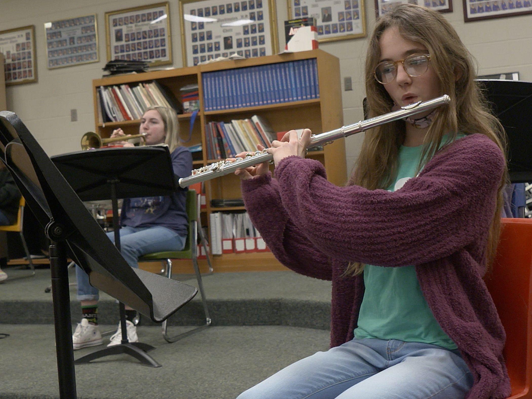 NWMHS Music Class