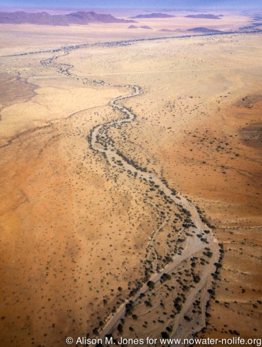 Namibia: Naukluft Park and mountains in Namibia Desert, aerial scenic