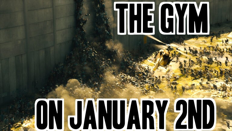 new years gym