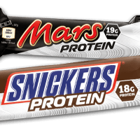 mars snickers protein bar