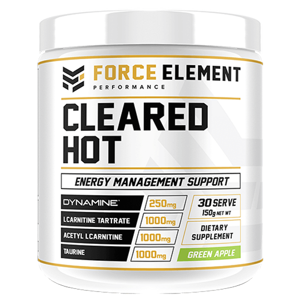 force element performance cleared hot apple