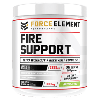 force element performance fire support green apple