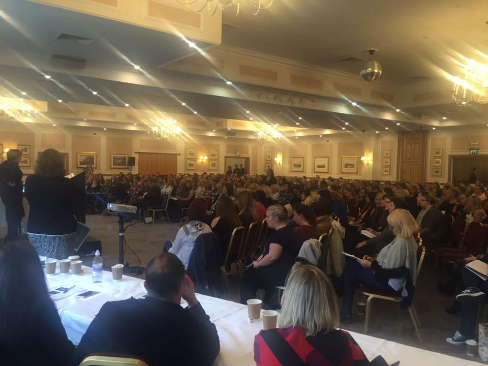 Image of an Ofsted Big Conversation Meeting