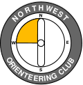 North West Orienteering Club Logo