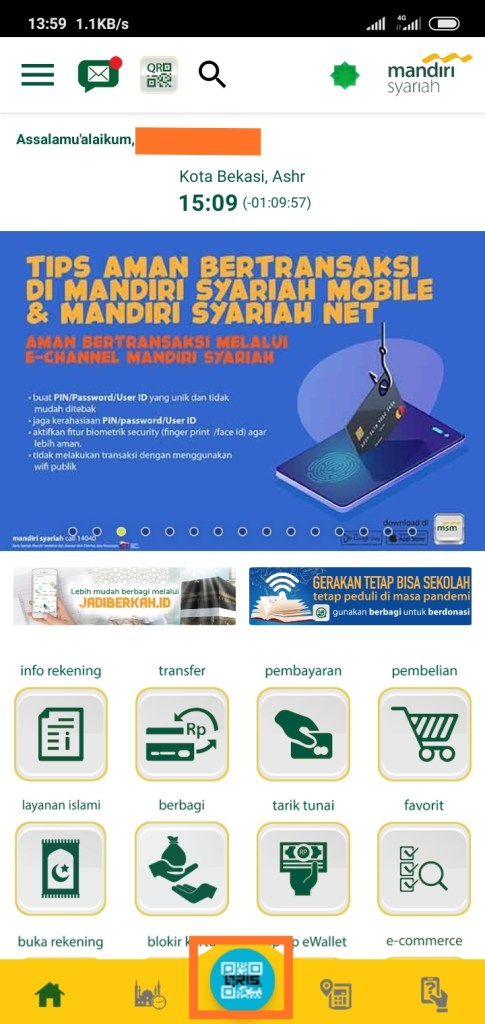 Pionir QRIS Bank Syariah - nwr.web.id