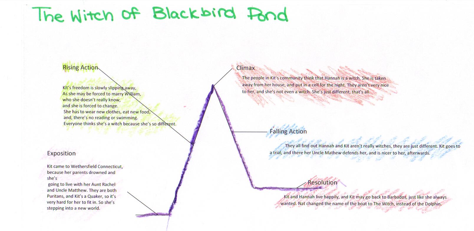 Nwr7msenglishcommunity The Witch Of Blackbird Pond By