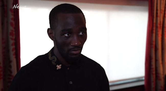 What made Terence Crawford so tough?