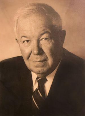 former WSBA President Jim Vander Stoep