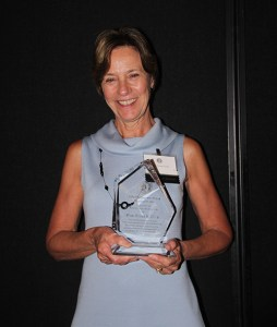 2015 Lifetime Service Award recipient Hon. Susan W. Cook.
