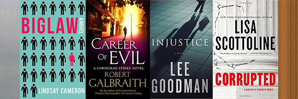 4 book covers