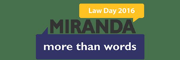 Law Day 2016 logo