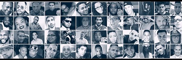 Victims of the Orlando killings