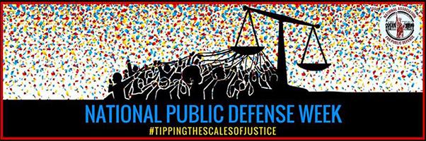 National Public Defense Week