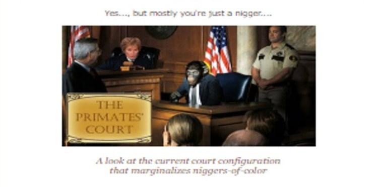 Racist social media response...