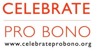 Celebrate Pro Bono logo