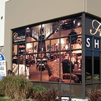Window Graphics Signs  in Vancouver Wa