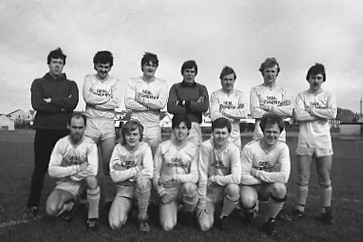 Anglesey/Ynys Môn football greats past and present – No20 Allan (Ali) Jones