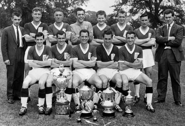 North Wales football's greatest stories No20 – 1960's heroes Borough United FC