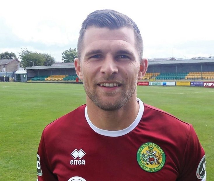 Anglesey/Ynys Môn football greats past and present – No4 Danny Brookwell