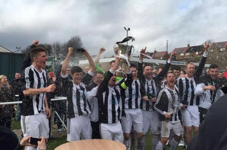 North Wales football's greatest stories No4: Llandudno FC – 2014/15 and finally the bride