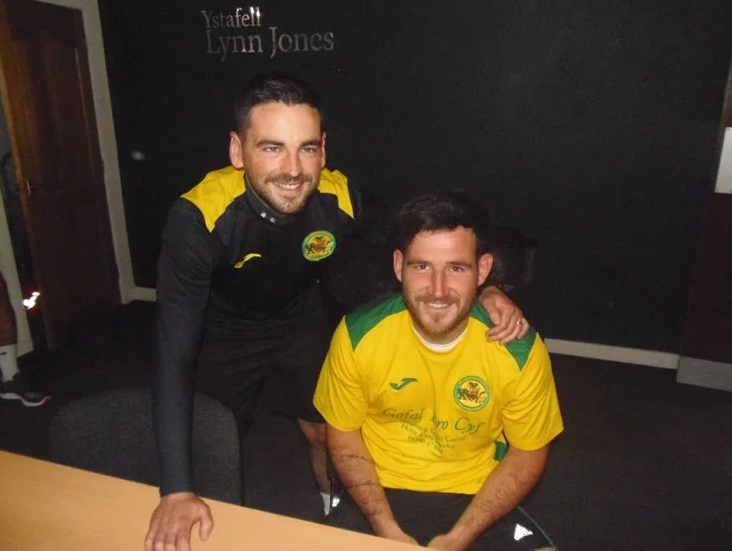Anglesey/Ynys Môn football greats past and present – No19 Jay Gibbs