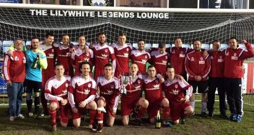 OnlNorth Wales football's greatest stories No13: Quadruple joy for Prestatyn Sports in 2014-15