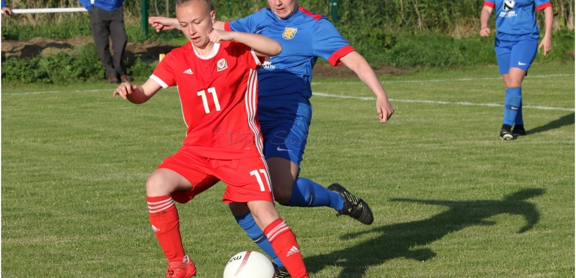 Only positives can be taken from Ynys Môn women's inter-island games experience