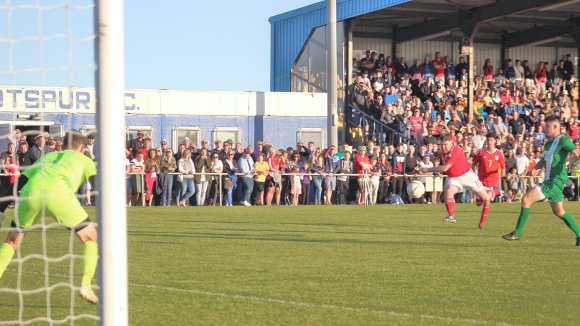 Inter-Island Games match-winner McGinness joins Porthmadog