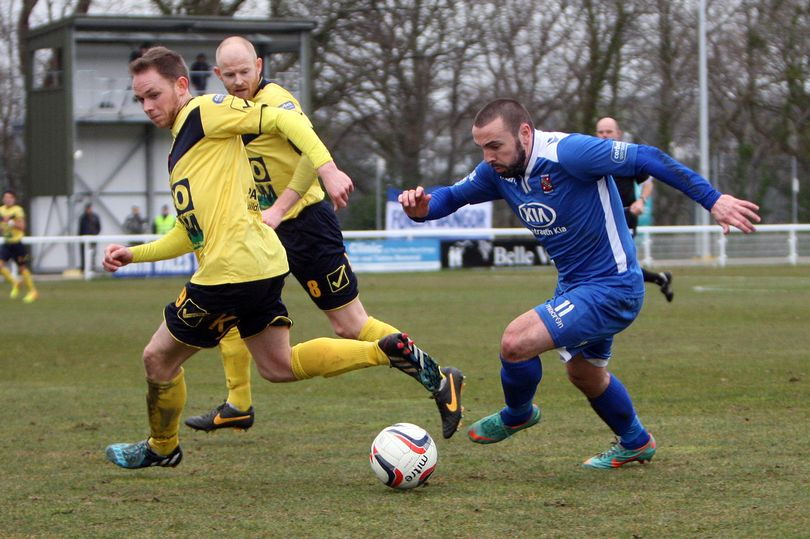 Colwyn Bay FC building strong squad ahead of return to Welsh football