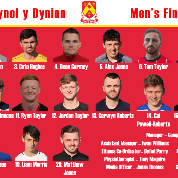 Ynys Môn men and women select final squads for international football tournament