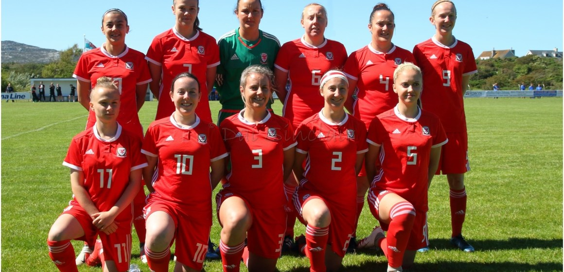 Ynys Môn ladies' Island Games success is a much-needed boost for North Wales women's football