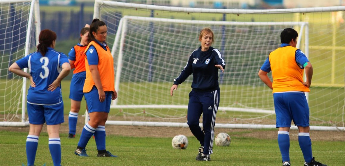New Airbus Women's manager Mari Edwards gets off to a flyer