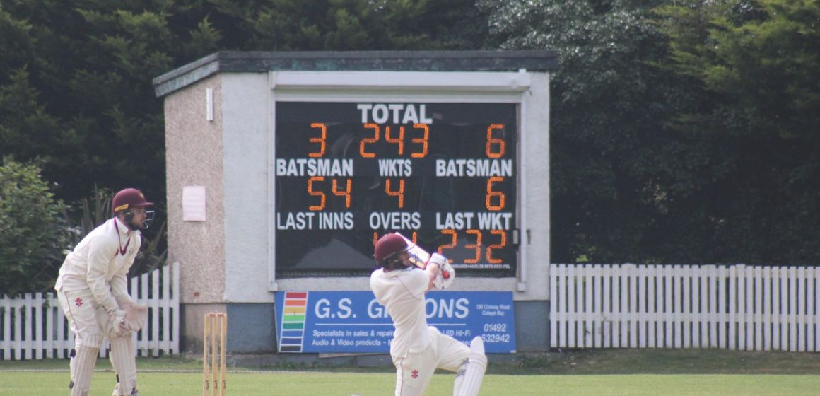 Cricket: Welsh Cup disappointment for Llandudno and Mochdre