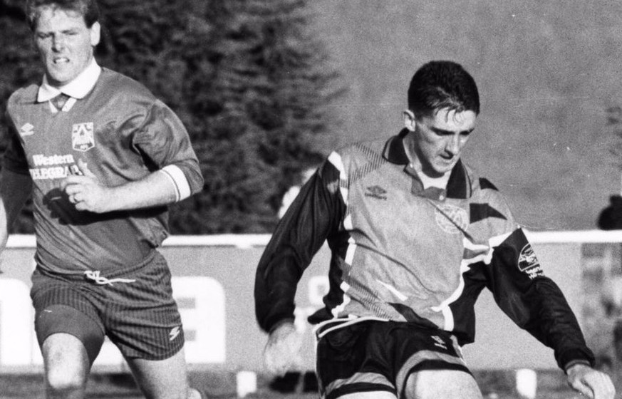 Football legends of the Llŷn – No2: Mike Foster