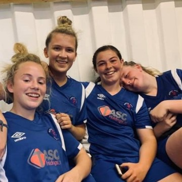 Female Football Focus: Caitlin Hadaway (Holywell FC Girls and Ladies)