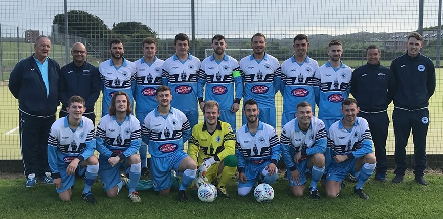 Wednesday football: Peter Jones hits four in Llandudno Albion rout