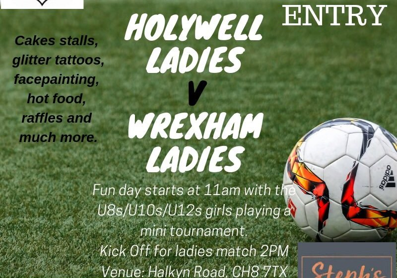 Holywell Town to enter team in North Wales Women's Football League