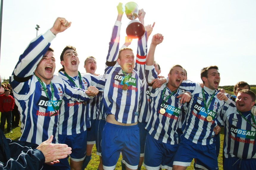 Which is the greatest Welsh Alliance League team ever?