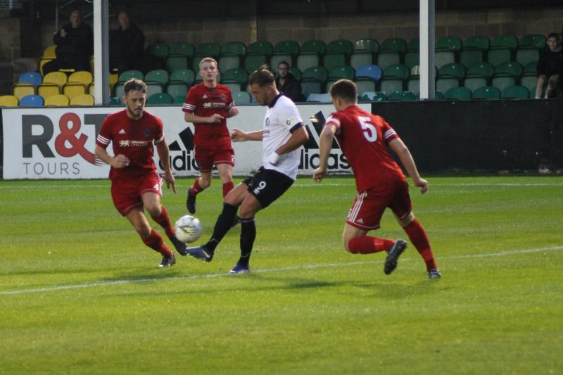 Tuesday night action from Cymru Premier and Cymru North: Rhyl and Buckley win while Nomads triumph to stay unbeaten
