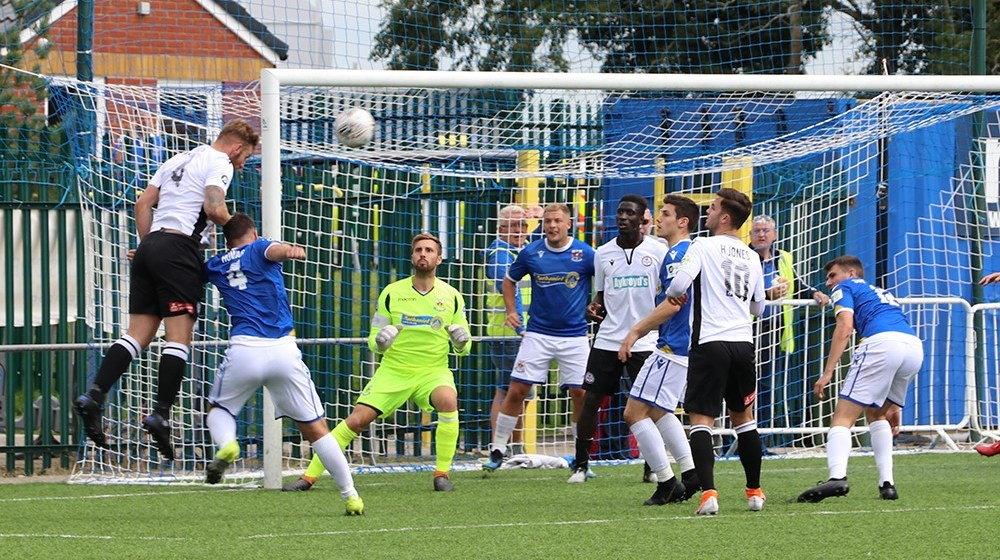 Cymru Premier: Bala close to A record away win, Cofis pick up superb draw at Barry, Airbus claim first victory