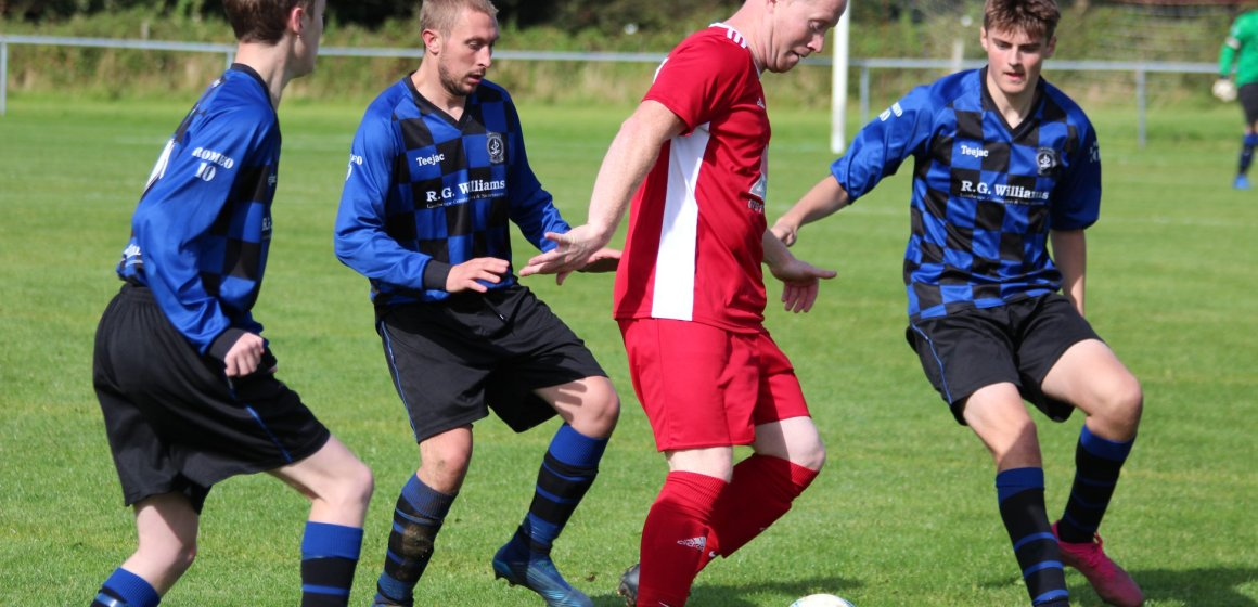 Anglesey League: Wins for Y Fali, Mountain Rangers, Hotspur, Cemaes and Pentraeth