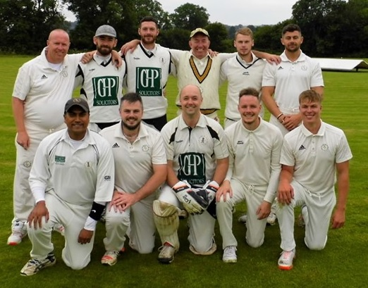 North Wales Cricket League Divisions 1-4: Gareth Thomas claims first career hat-trick as Halkyn win top of table battle