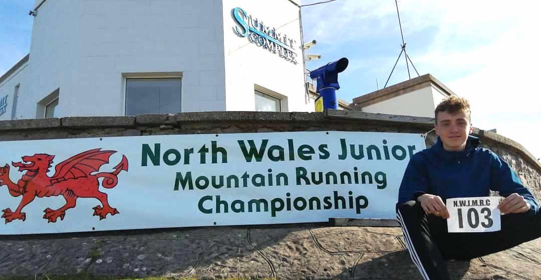 North Wales Road Runner Troy Kettle claims third place in top mountain running event