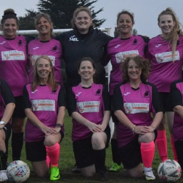 Women's recreational football: Dragonhearts roar to first win but Pentre show promise
