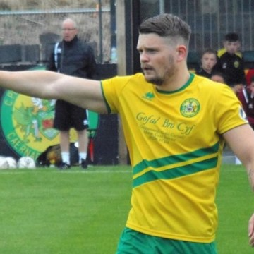 Caernarfon Town up to second after toppling champions The New Saints